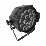 PAR LED 18 LED 20W RGBWA+UV