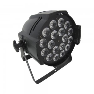 PAR LED 18 LED 20W RGBWA+UV