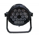 PAR LED OUTDOOR IP67 18*18W 6IN1 RGBWA+UV