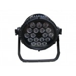 PAR LED OUTDOOR IP67 18*15W 5IN1 RGBWA