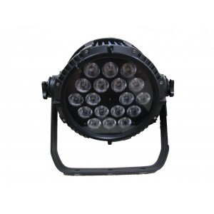 PAR LED OUTDOOR IP67 18*18W 6IN1 RGBWA+UV