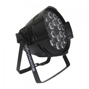 Par Led 18 Led 18W 6in1 RGBWA UV