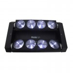 Spider - 8 Led 10W 4IN1 - RGBW