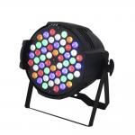 PAR LED - 54 LED - 3W - RGBWA